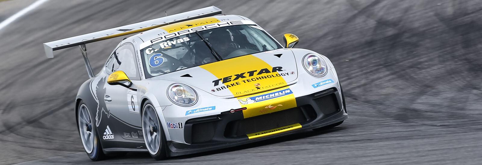 Black Falcon vor zweitem Porsche Carrera Cup-Auftritt